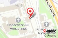Схема проезда до компании Государственная научно-реставрационная производственная мастерская  в Москве