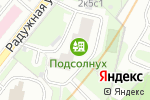 Схема проезда до компании ВинтХим в Москве
