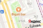Схема проезда до компании Густо в Москве