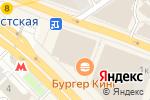 Схема проезда до компании Lady Collection в Москве