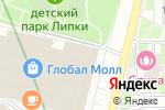 Схема проезда до компании ОранжПарк в Москве