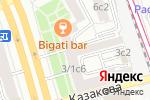 Схема проезда до компании Подружки в Москве