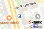 Схема проезда до компании ЮрРусЛом в Москве