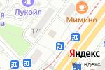 Схема проезда до компании Мимино в Москве