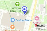 Схема проезда до компании КОНСАЛТИНГОВАЯ КОМПАНИЯ РЕСКО в Москве