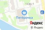 Схема проезда до компании Арс-Пикс в Москве