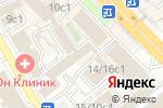 Схема проезда до компании Электронкомплекс в Москве