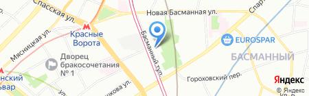 Свиноводство на карте Москвы