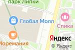 Схема проезда до компании МегаСталь в Москве