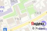 Схема проезда до компании Интеркод в Москве