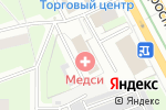 Схема проезда до компании Силла в Москве