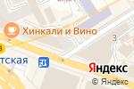 Схема проезда до компании ШЕШ-БЕШ в Москве