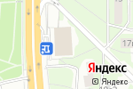 Схема проезда до компании Freonzapravka в Москве