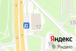Схема проезда до компании Магазин сантехники на Бакинской в Москве
