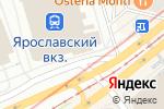 Схема проезда до компании Картошка в Москве