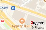 Схема проезда до компании Pronto moda в Москве