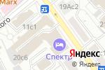 Схема проезда до компании Красфарма в Москве