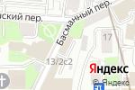 Схема проезда до компании Благосостояние в Москве