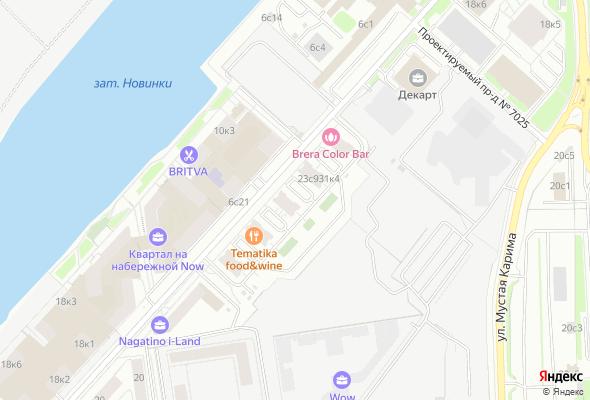 жилой комплекс ТехноПарк