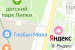 Схема проезда до компании Мята Louge в Москве