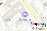 Схема проезда до компании Такском в Москве