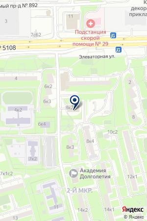ДК АМО ЗИЛ на карте Москвы