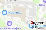 Схема проезда до компании VWS в Москве