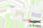 Схема проезда до компании РадиоСтэп в Москве
