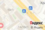 Схема проезда до компании Эко Няма в Москве