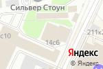 Схема проезда до компании МДК СЮРВЕЙ в Москве