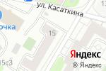 Схема проезда до компании Измените дом без ремонта в Москве