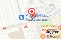 Схема проезда до компании Ск в Москве