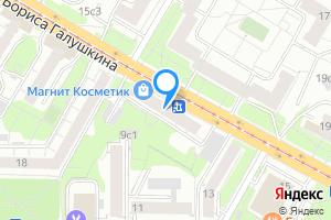Снять двухкомнатную квартиру в Москве ул. Бориса Галушкина, 20