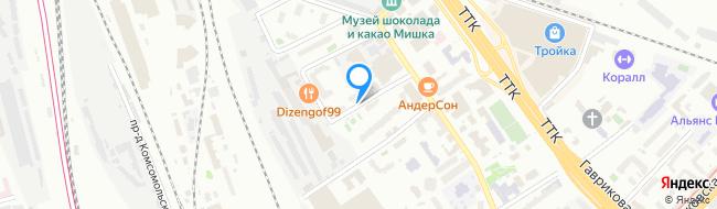 переулок Красносельский 3-й
