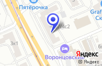 Схема проезда до компании МЕДИЦИНСКИЙ ЦЕНТР ЧУДО-ДОКТОР в Москве