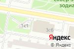 Схема проезда до компании Джоли в Москве