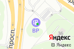 Схема проезда до компании АЗС в Москве