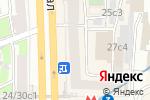 Схема проезда до компании Zoloto77 в Москве
