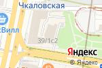 Схема проезда до компании Энергозащита в Москве