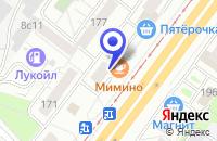 Схема проезда до компании ОТДЕЛЕНИЕ ВВЦ в Москве