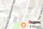 Схема проезда до компании Московский государственный университет технологий и управления им. К.Г. Разумовского в Москве