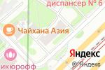 Схема проезда до компании МВШЭ в Москве