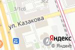 Схема проезда до компании Завод светопрозрачных конструкций в Москве