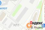 Схема проезда до компании Научно-исследовательский центр специальной техники железнодорожных войск в Москве
