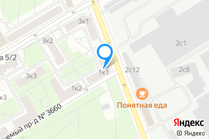 Комната в трехкомнатной квартире в Москве Амундсена ул . Дом 1. кор 1.