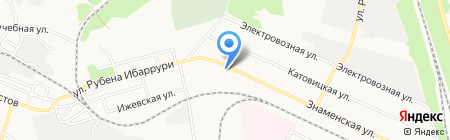 Аптека на карте Донецка