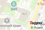 Схема проезда до компании Город мастеров в Москве