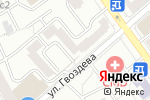 Схема проезда до компании ZigZag в Москве