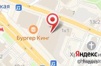 Схема проезда до компании Планета Сувениров в Москве