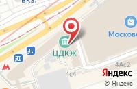 Схема проезда до компании Общество Любителей Железных Дорог в Москве